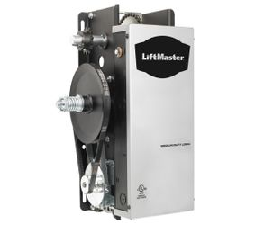 liftmaster commercial motor black belt